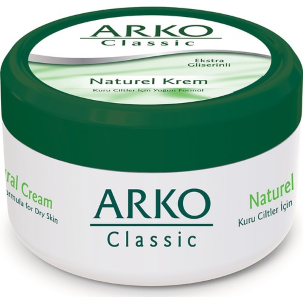 ARKO NATUREL KREM
